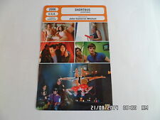 CARTE FICHE CINEMA 2006 SHORTBUS Sook Yin Lee Paul Dawson PJ Deboy