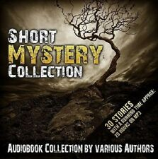 Mystery & Suspense Story Audio book Collection -20 Hours From The Masters MP3