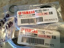 Yamaha YZ125 TY175 AT1 OEM Engine Crank Shaft Seal 1974 - 79 TY125 Main Seals