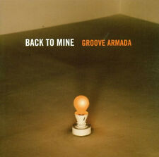 GROOVE ARMADA = back to mine = TRIP HOP ELECTRO DOWNTEMPO HOUSE GROOVES !