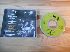 CD Jazz VA King Jazz Story - Vol.3 1946/47 Where Am I (18 Song) KING JAZZ
