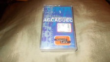 "Eugenio Finardi ""Accadueo"" Cassette Mc..... New"