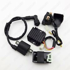 Ignition Coil CDI Regulator Rectifier Relay Kit 150 200 250 cc Chinese ATV Quad