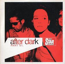 AFTER DARK - PROMO CD (2003) CENTRAL AVENUE, MOJO MORGAN, LAST TRIBESMAN ETC