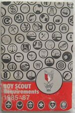Boy Scout Requirements 1985-7 1986 printing