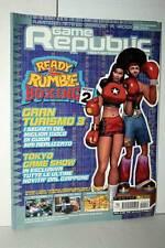 RIVISTA GAME REPUBLIC NUMERO 14 NOVEMBRE 2000 USATA EDIZIONE ITALIANA VBC 48270