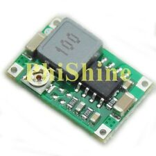Super Mini DC-DC Converter Step Down Module Adjustable 3V 5V 16V for RC Plane