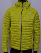 THE NORTH FACE Summit Series Quince Hooded Jacket Men's Medium M Spring Green