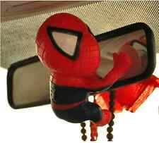 1PCS Red styles Auto part Spider-man Doll Lovely Car Accessories