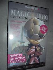 MAGIC LIBRO 2010-2011 MAGIC CAMPIONATO LA GAZZETTA DELLO SPORT LIBRO BOOK