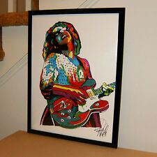 Brittany Howard, Alabama Shakes, Vocals, Guitar, Blues Rock, 18x24 POSTER w/COA