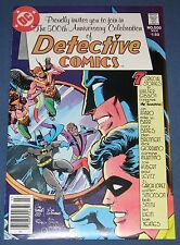 Detective Comics #500  March 1981  Batman
