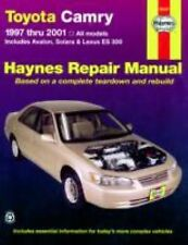 1997-2001 Haynes Toyota Camry Repair Manual