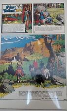 Prince Valiant Days of King Arthur by Hal Foster 22x17 Limited Ed Print 985/1500