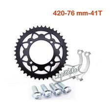 420 76mm 41T Rear Sprocket For 110 125 140 150cc SDG Stomp YCF Thumpstar Pitbike
