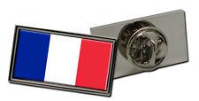 France Flag Lapel Pin Badge / Tie Pin
