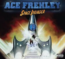ACE FREHLEY - SPACE INVADER  CD LIMITED DIGIPACK + BONUS TRACK NEU