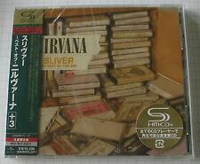 NIRVANA - Sliver The Best Of The Box JAPAN SHM CD OBI NEU! SEALED UICY-91019
