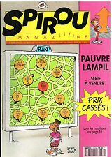 A12- Spirou N°2878 Pauvre Lampil