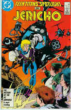 Teen Titans Spotlight # 6 (Jericho) (USA, 1986)