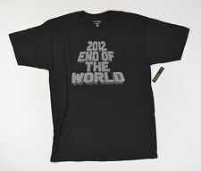 Emerica 2012 Mens 100% Cotton Short Sleeve Graphic T-Shirt Large Black NEW