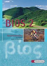 BIOS 2 - Ausgabe 2006 f. Gymnasien in  Bd.-Württemberg: Schülerband (Geb.) nwtg!