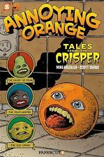 Annoying Orange #4: Tales from the Crisper (Annoying Orange Graphic No-ExLibrary