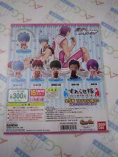 Kuroko no Basuke Basketball Suwarasetai Gashapon Toy Machine Paper Card Bandai