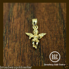 Holy Baby Angel Pendant 14k Yellow Gold NOW ON SALE!!!