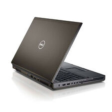 Dell Precision M4700 i7-3940XM 1080P 16GB 256GB SSD Webcam BT Backlit KB K2000M
