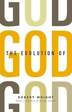 The Evolution of God by Robert Wright (2009, Hardcover) VG HB/DJ