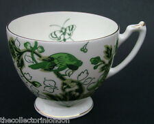Vintage 1970's Coalport Cathay Pattern Bowl Shape Tea Cups Only Look in VGC