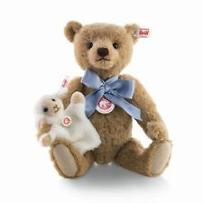STEIFF Limited Edition Little Boy Blue Teddy Bear 30cm Brown EAN 683077 USA New