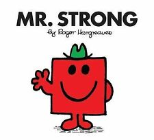 Hargreaves, Roger Mr. Strong (Mr. Men Classic Library) Very Good Book