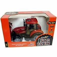 BRITAINS 42600 BIG FARM RADIO CONTROLLED CASE IH 140 TRACTOR 1:16 SCALE