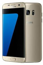 "New Imported Samsung Galaxy S7 Edge Duos Dual 32GB 4GB 5.5"" 12MP 4G LTE Gold"