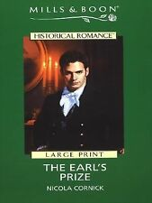 G, The Earl's Prize (Mills & Boon Historical Romance), Nicola Cornick, 026317991