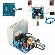 AC/DC 12V TDA7297 2X15W Digital Audio Dual Canali Amplificatore Modulo Board Kit