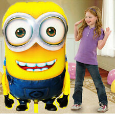 "Despicable Me Minion Dave  balloon 36"" Large Super Shape  helium party birthday"