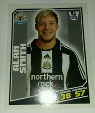 Topps Total Football 2009 #332 Alan Smith Newcastle United FC