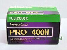 3 rolls FUJI Pro 400H 35mm 36exp Color Film 135-36