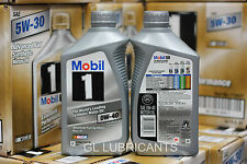 Mobil 1 Engine Oil  0W40 5W30 5W40 5W50 15W50 ESP X1 0W30  One Quart 0.946L