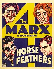 HORSE FEATHERS (1932, DVD, COMEDY, THE MARX BROTHERS)