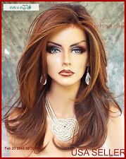 SCENE STEALER Synthetic Wigs NIB  *COLOR SHADED HAZELNUT SEXY BLOND *GORGEOUS