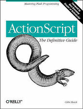 ActionScript: The Definitive Guide by Colin Moock (Book, 2001)