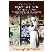 Don't Get Sick After June: American Indian Healthcare (DVD, 2010)