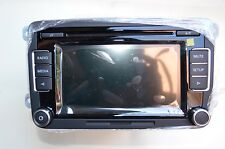 Genuine Delphi VW RCD510 6 CDs Head Unit for Golf Jetta EOS Passat Tiguan Polo