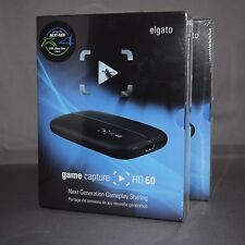 BRAND NEW SEALED Elgato Game Capture HD60 1080p 60 fps Record HD