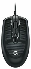 New Logitech G100s Optical Gaming Mouse Wired 2500 DPI Computer Black 910-004253