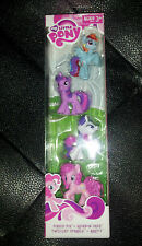 My Little Pony HUB Friendship Is Magic 4 pk Mini Ponyville SZ Rainbow Pinkie Pie